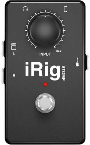 iRig STOMP I/O Pedal Controller