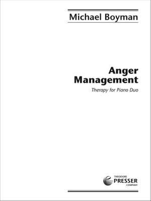 Michael Boyman: Anger Management