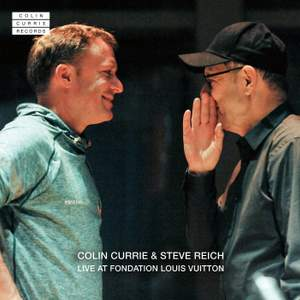 Colin Currie & Steve Reich Live at Fondation Louis Vuitton Product Image