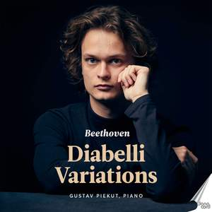Beethoven's Diabelli Variations Product Image