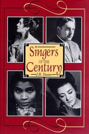 Singers of the Century Volume 1