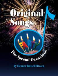 Original Songs: For Special Occasions