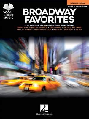 Broadway Favorites - Women's Edition