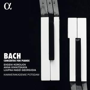 JS Bach: Concertos for Pianos
