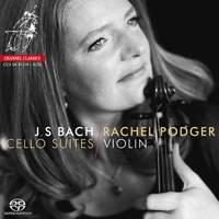 JS Bach: Cello Suites (arranged for violin)