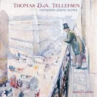 Thomas D.A. Tellefsen (1823-1874) Complete Piano Works