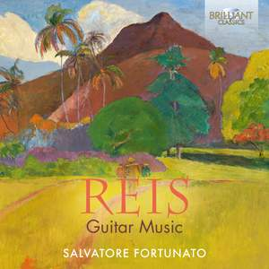Reis: Guitar Music Product Image