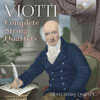 Viotti: Complete String Quartets