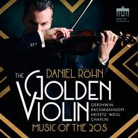 The Golden Violin - Music of the 20s