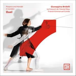 Duel: Porpora and Handel in London