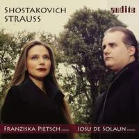 Shostakovich & Strauss: Sonatas for Violin & Piano