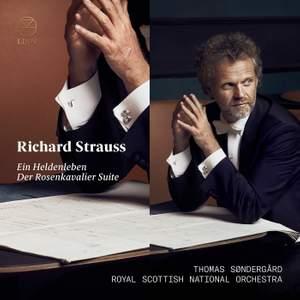 Strauss: Ein Heldenleben, Der Rosenkavalier Suite Product Image
