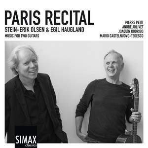 Paris Recital