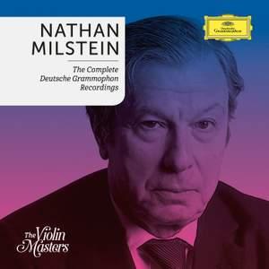 Nathan Milstein: Complete Deutsche Grammophon Recordings Product Image