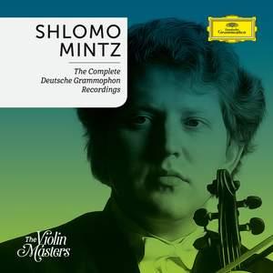Shlomo Mintz: Complete Deutsche Grammophon Recordings Product Image