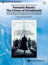 Howard, J: Crimes of Grindelwald (f/o score)
