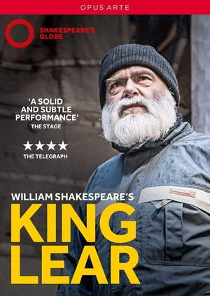 Shakespeare: King Lear Product Image