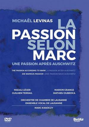 Levinas: The Passion according to Mark