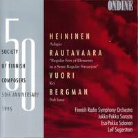 Society of Finnish Composers 50th Anniversary 1995, Vol. 3