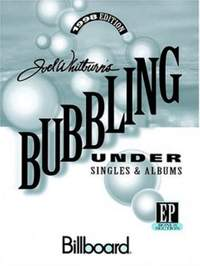 Joel Whitburn's Bubbling Under: Singles & Albums 1998