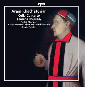 Khachaturian: Cello Concerto Product Image
