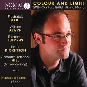 Colour and Light: 20th-Century British Piano Music Product Image