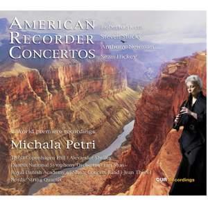American Recorder Concertos Product Image