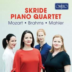 Skride Piano Quartet: Mozart, Brahms, Mahler Product Image