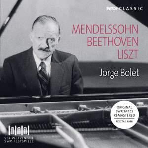Jorge Bolet – Piano Recital 1988