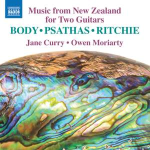 Music from New Zealand for Two Guitars Product Image