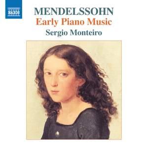 Mendelssohn: Early Piano Music Product Image