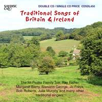Traditional Songs of Britain & Ireland