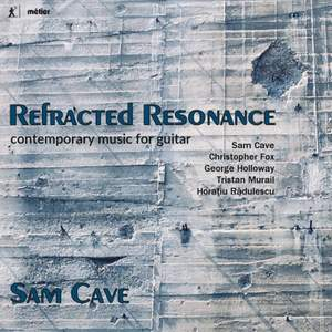 Refracted Resonance: Contemporary music for Guitar Product Image