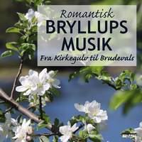 Romantisk Bryllupsmusik - Fra kirkegulv til Brudevals