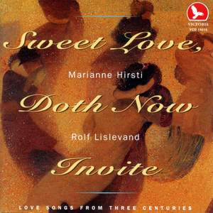 Love Songs from Three Centuries