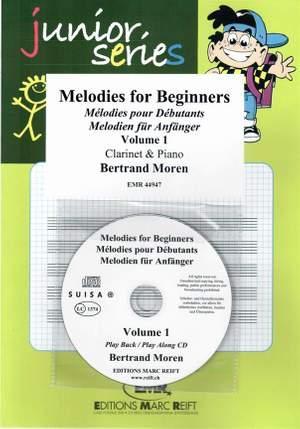 Bertrand Moren: Melodies For Beginners - Volume 1