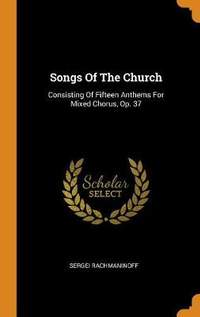 Rachmaninov: Songs of the Church