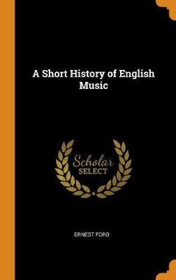 A Short History of English Music