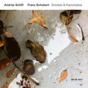 Schubert: Sonatas & Impromptus Product Image