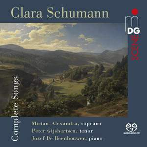 Clara Schumann: Complete Songs Product Image