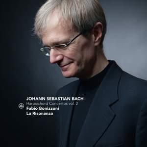 JS Bach - Harpsichord Concertos Vol. 2