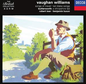 Vaughan Williams: Songs of Travel, Ten Blake Songs
