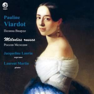 Viardot: Mélodies russes (Les compositrices, Vol. 4)