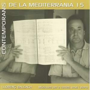 Balsach: Músiques per a cordes, veus i piano