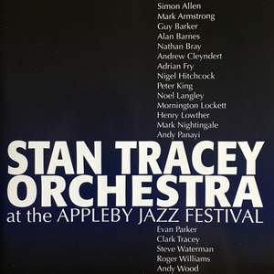 At the Appleby Jazz Festival