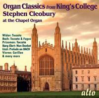 Organ Classics From King's College