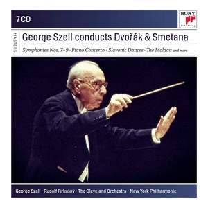 George Szell conducts Dvořák and Smetana
