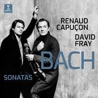JS Bach: Sonatas for violin and keyboard