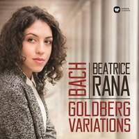 JS Bach: Goldberg Variations - Vinyl Edition