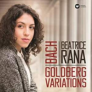 JS Bach: Goldberg Variations - Vinyl Edition